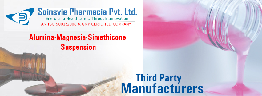Third Party Manufacturers Alumina Magnesia Simethicone Oral