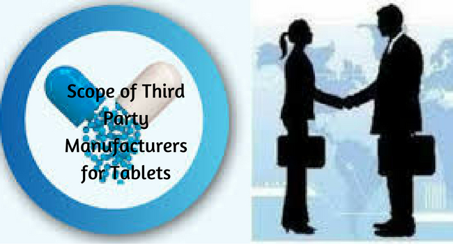 Third Party Manufacturers for Tablets in India